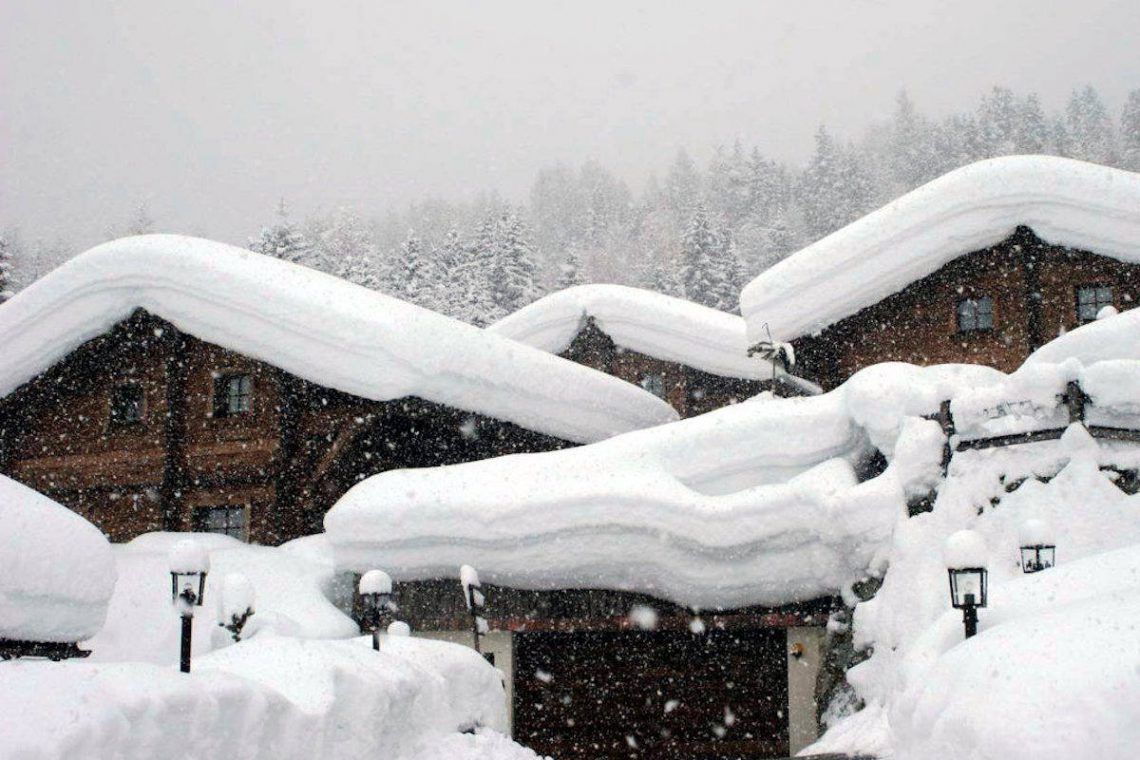 Chalet Livigno rent with private SPA & Wellness area 05