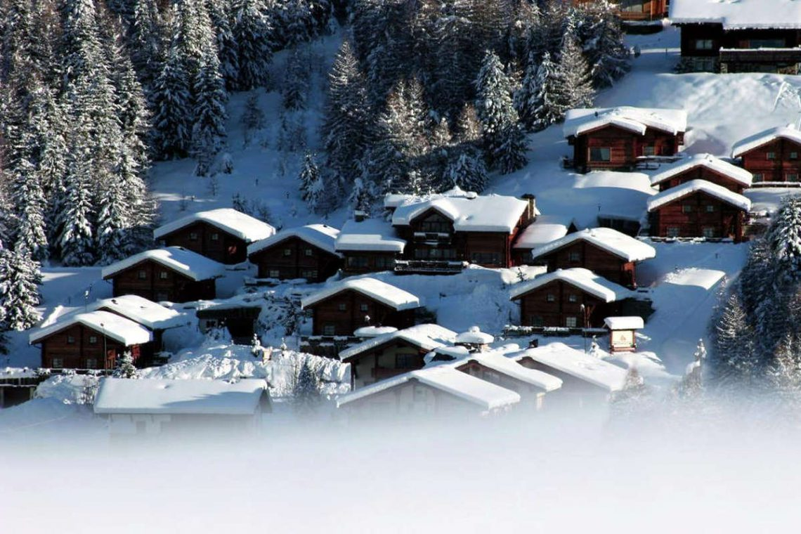 Chalet Livigno rent with private SPA & Wellness area 06
