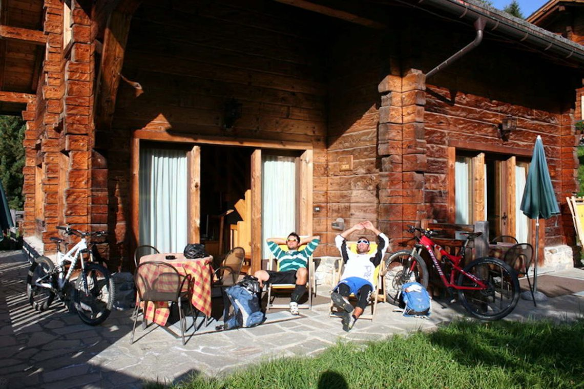 Chalet Livigno rent with private SPA & Wellness area 10