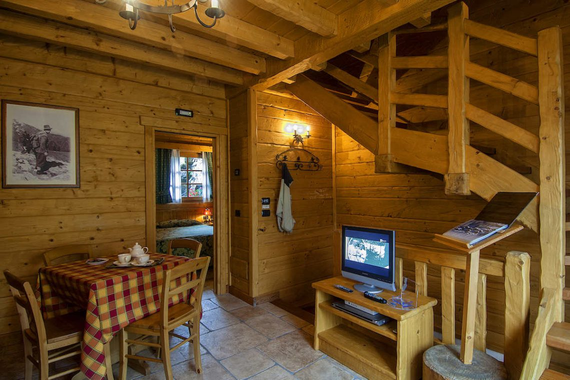 Chalet Livigno rent with private SPA & Wellness area 10bis