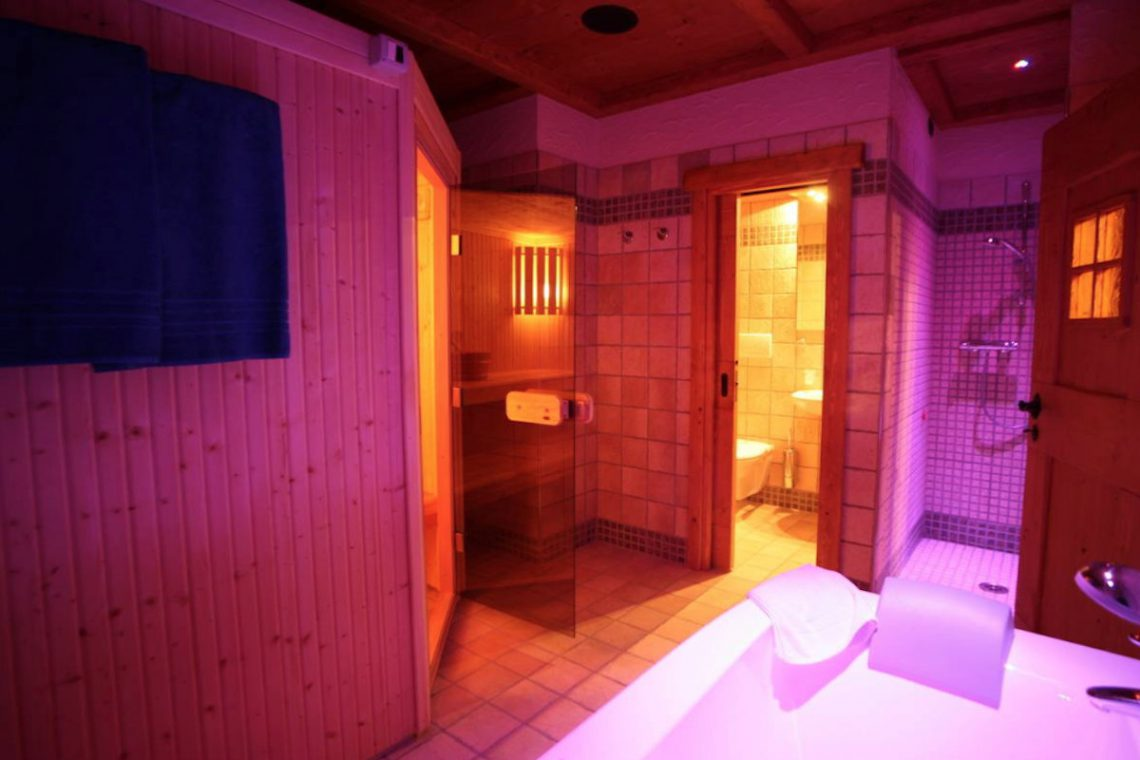 Chalet Livigno rent with private SPA & Wellness area 14