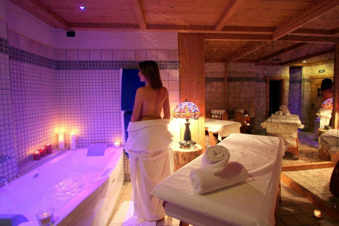 Chalet Livigno rent with private SPA & Wellness area 16