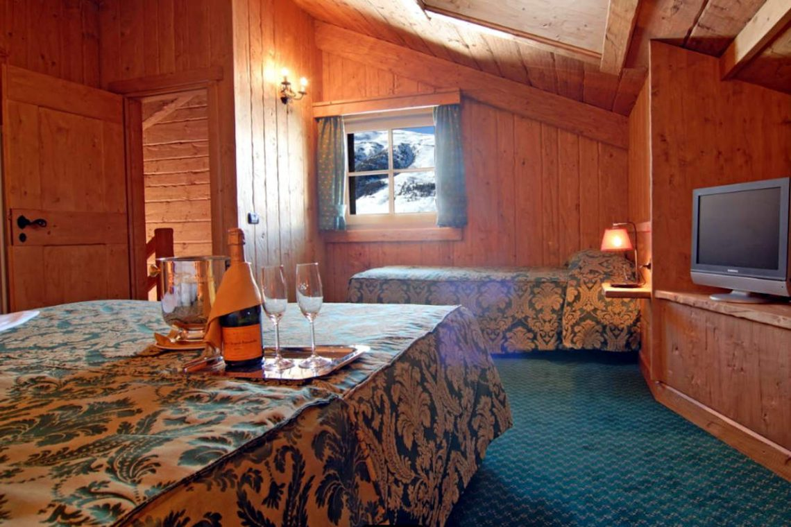 Chalet Livigno rent with private SPA & Wellness area 21