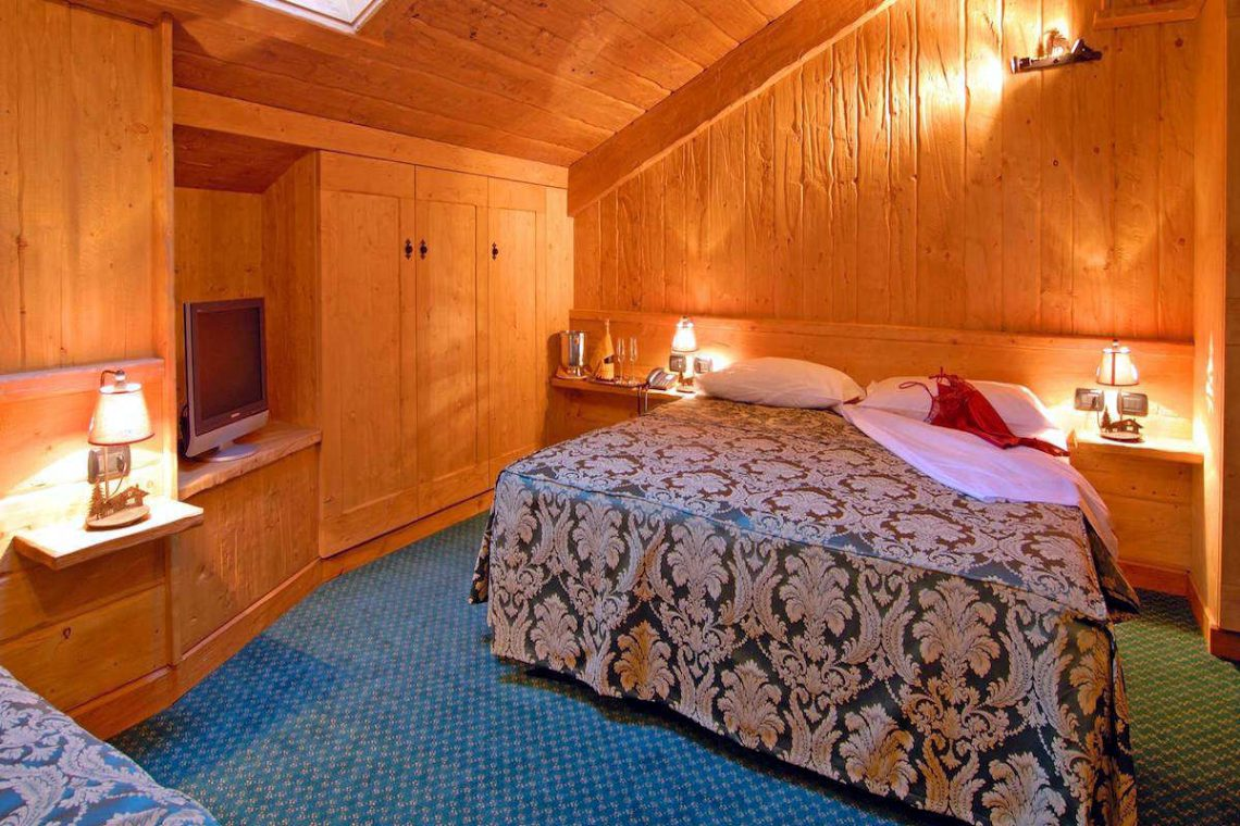 Chalet Livigno rent with private SPA & Wellness area 23