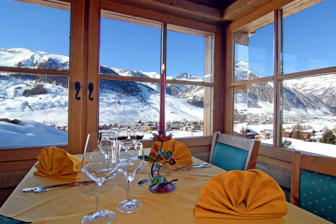 Chalet Livigno rent with private SPA & Wellness area 26