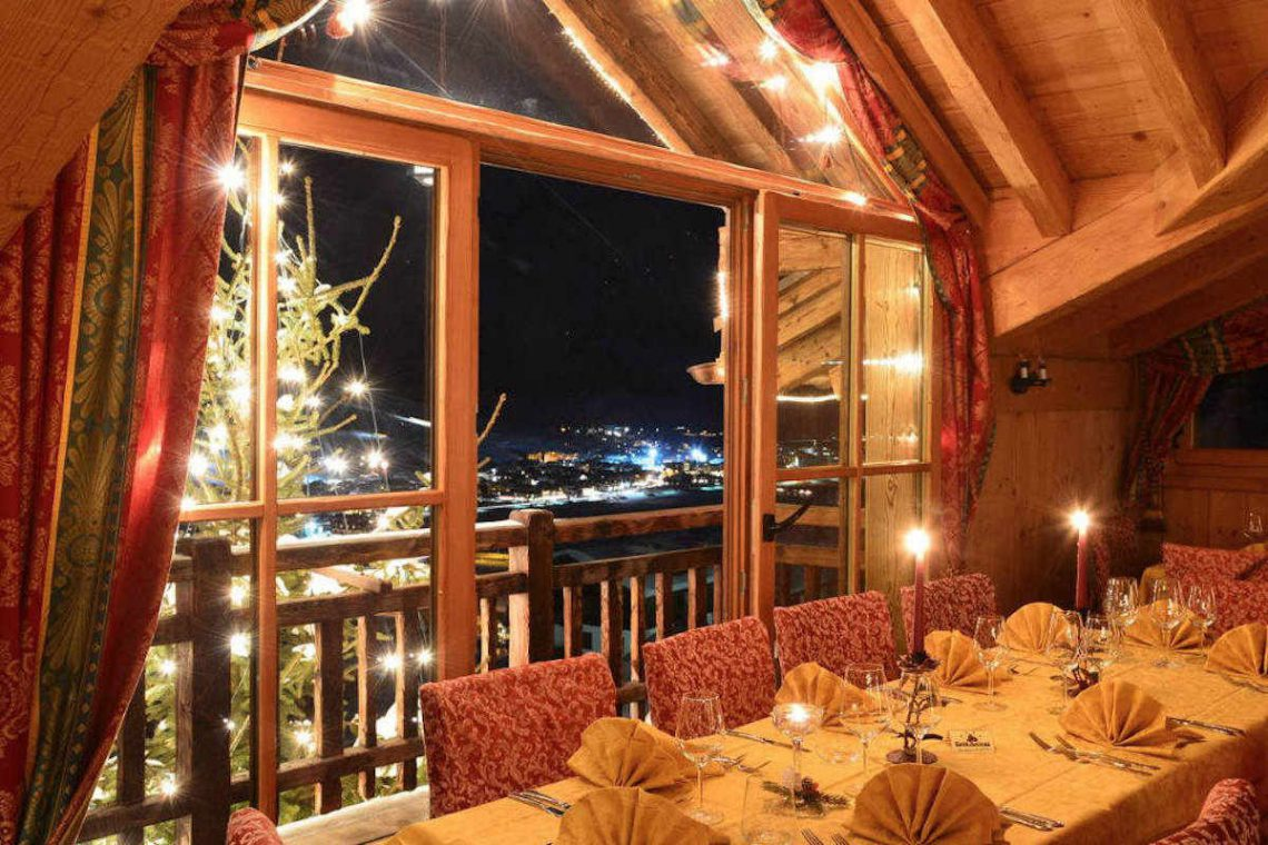 Chalet Livigno rent with private SPA & Wellness area 27