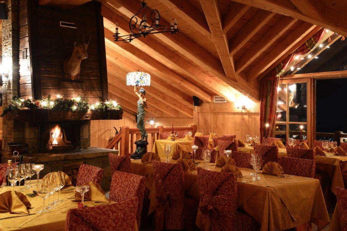 Chalet Livigno rent with private SPA & Wellness area 30
