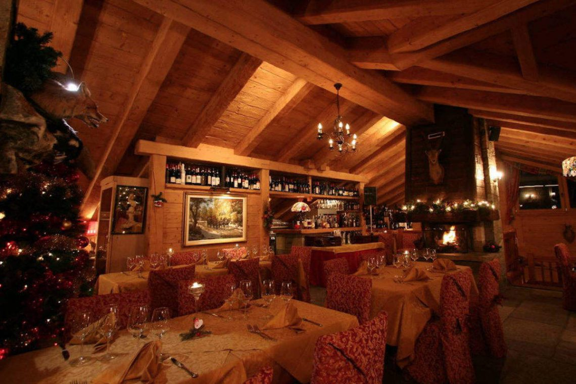 Chalet Livigno rent with private SPA & Wellness area 31