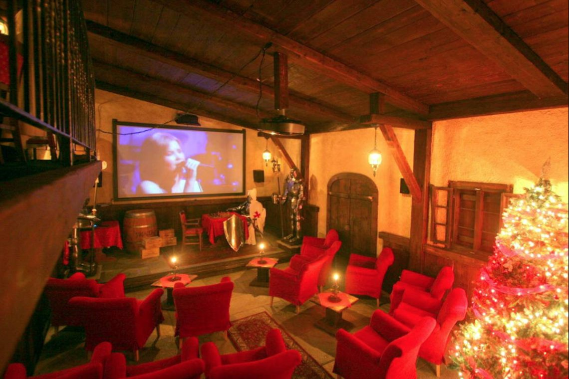 Chalet Livigno rent with private SPA & Wellness area 34