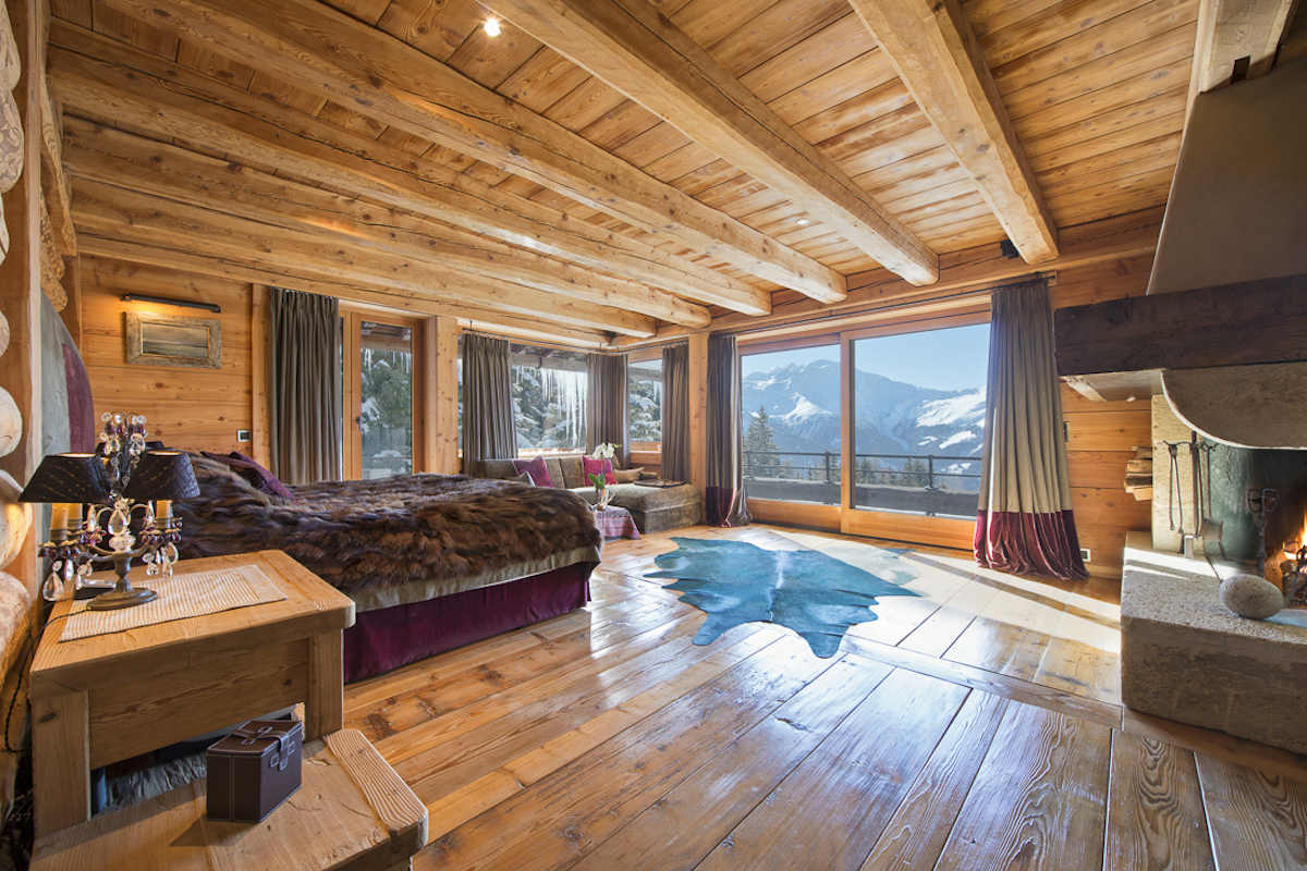 Chalet in Verbier for rent with top 5 Stars Service