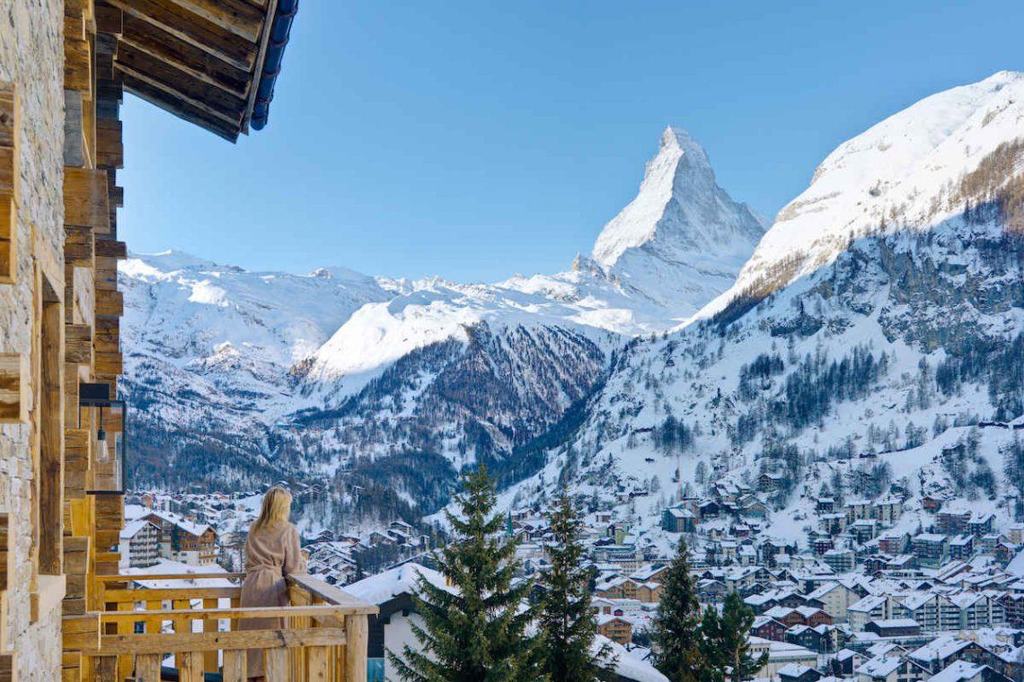 Charming Chalet Zermatt for rent with Matterhorn views 06