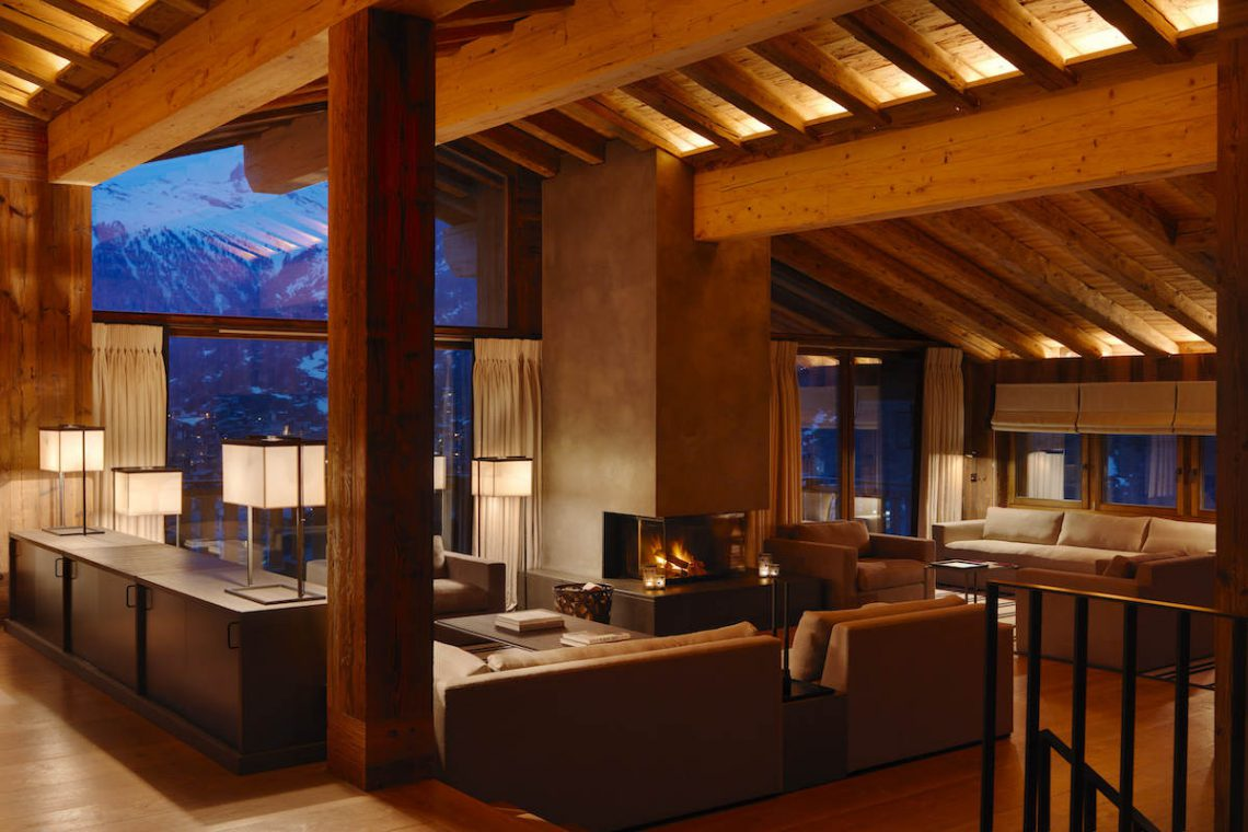 Charming Chalet Zermatt for rent with Matterhorn views 15