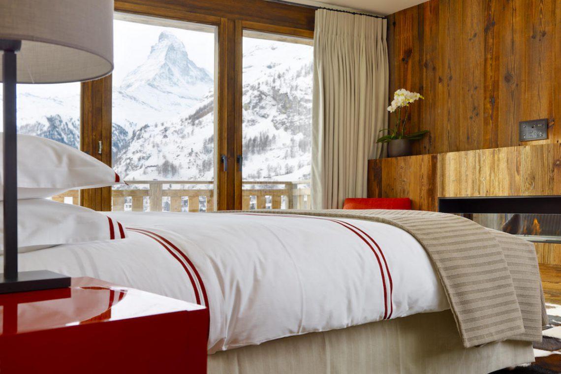 Charming Chalet Zermatt for rent with Matterhorn views 25