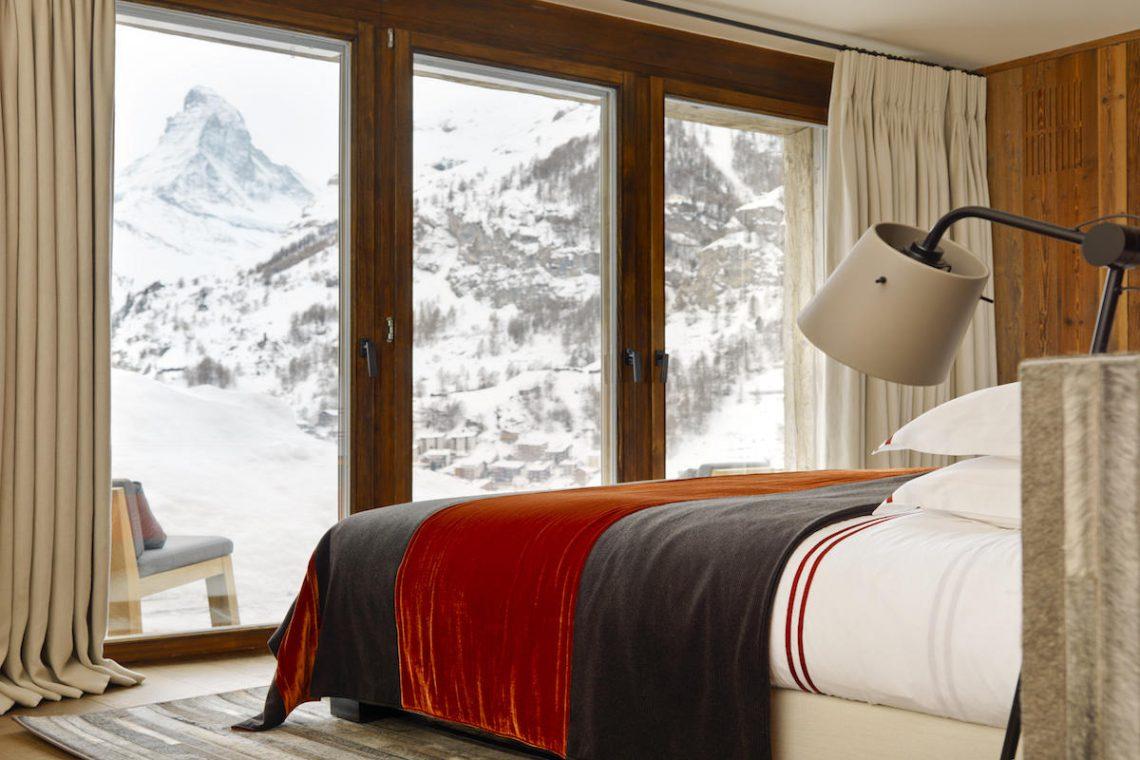 Charming Chalet Zermatt for rent with Matterhorn views 26