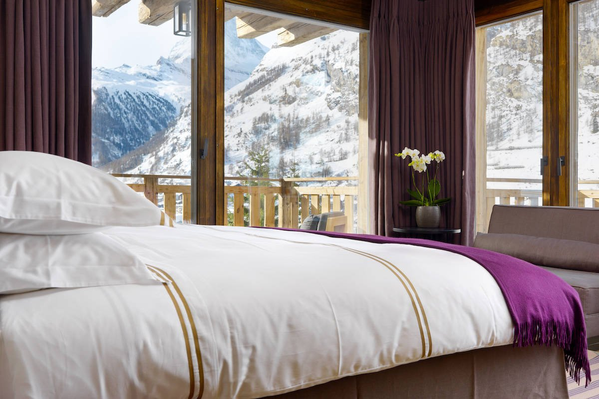 Charming Chalet Zermatt for rent with Matterhorn views