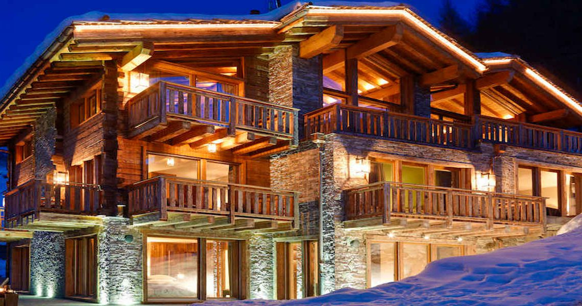 Charming Chalet Zermatt for rent with Matterhorn views slider