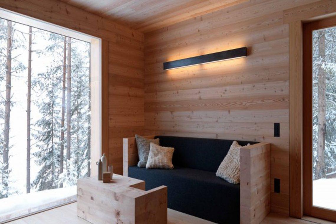 Dolomites chalet Plan de Corones in natural park 11