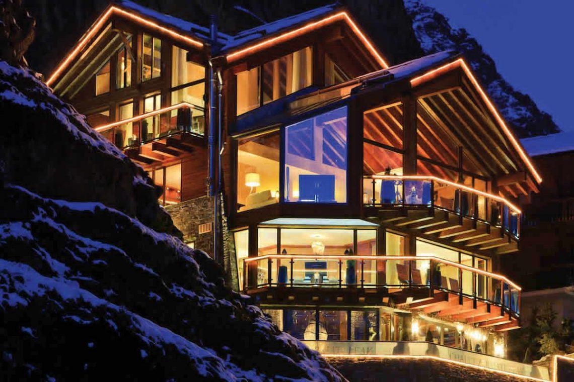 Luxury chalet Zermatt for rent with Ultra Luxury 5 star service 01