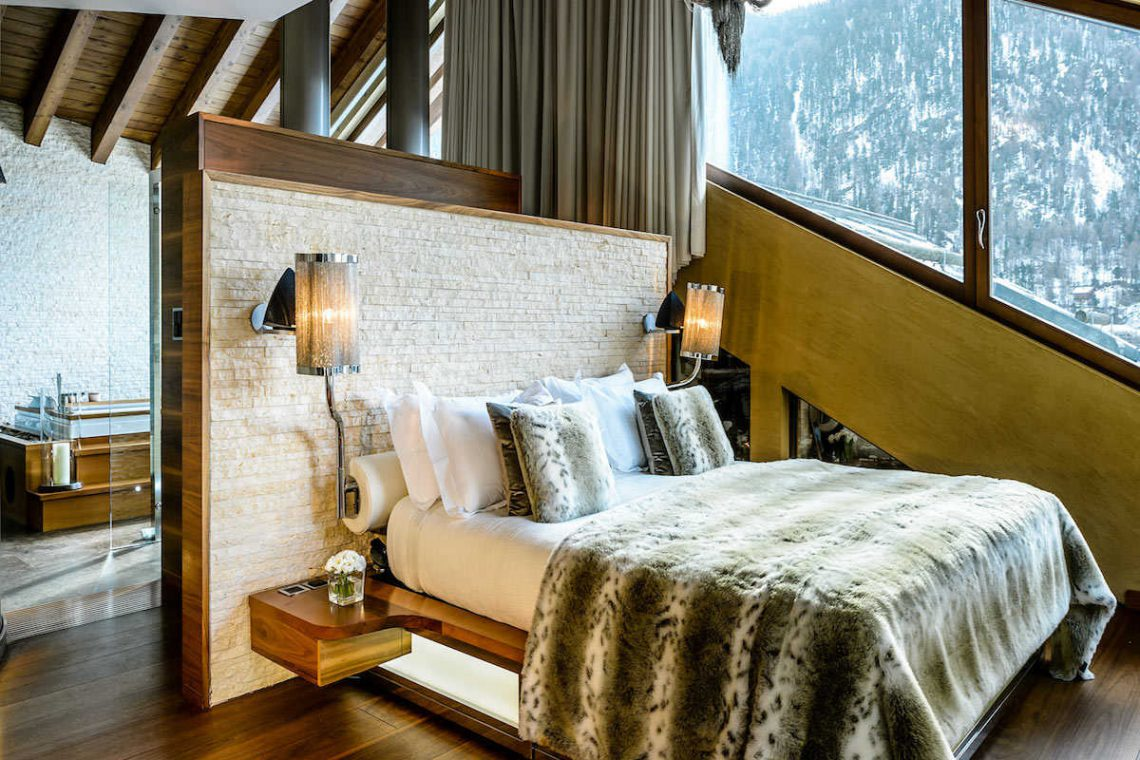 Luxury chalet Zermatt for rent with Ultra Luxury 5 star service 05