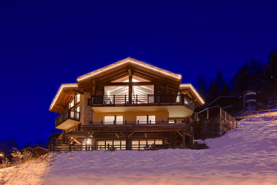 Luxury chalet Zermatt for rent 03