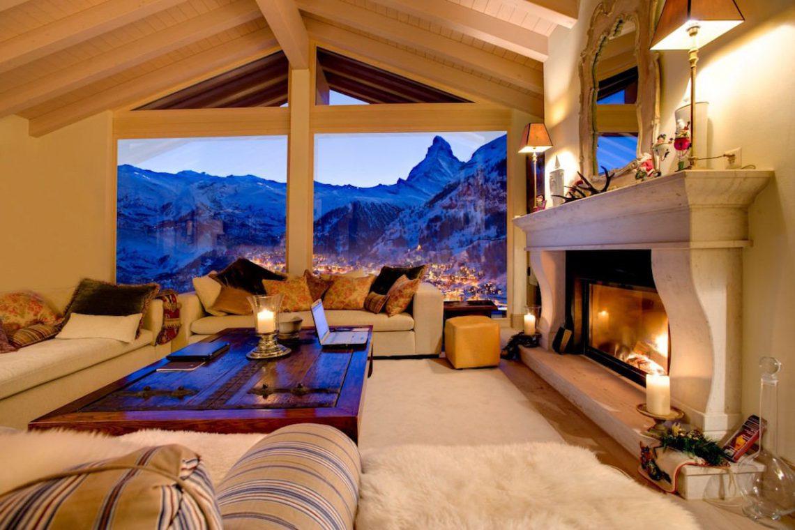 Luxury chalet Zermatt for rent 06