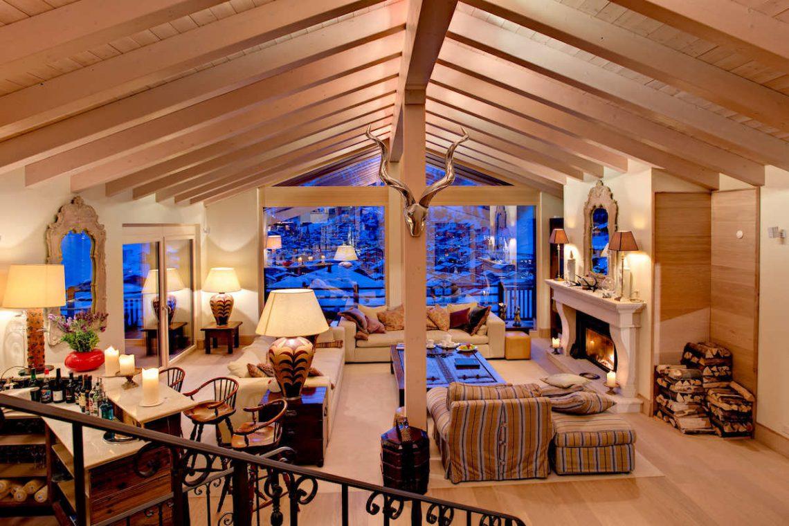 Luxury chalet Zermatt for rent 08
