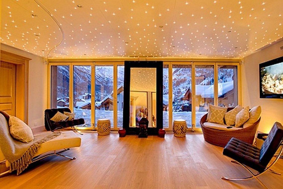 Luxury chalet Zermatt for rent 24