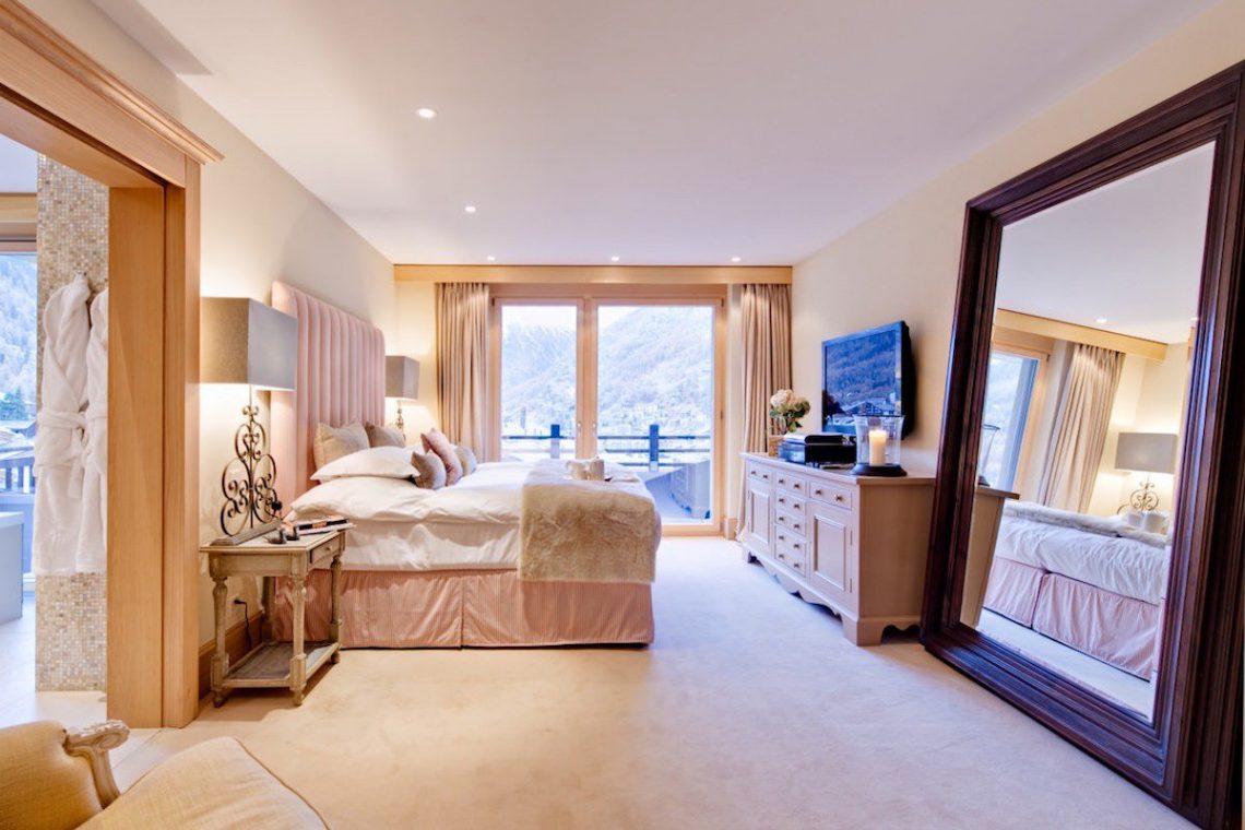 Luxury chalet Zermatt for rent 27