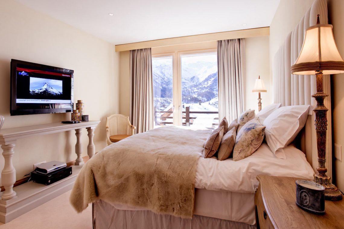 Luxury chalet Zermatt for rent 30