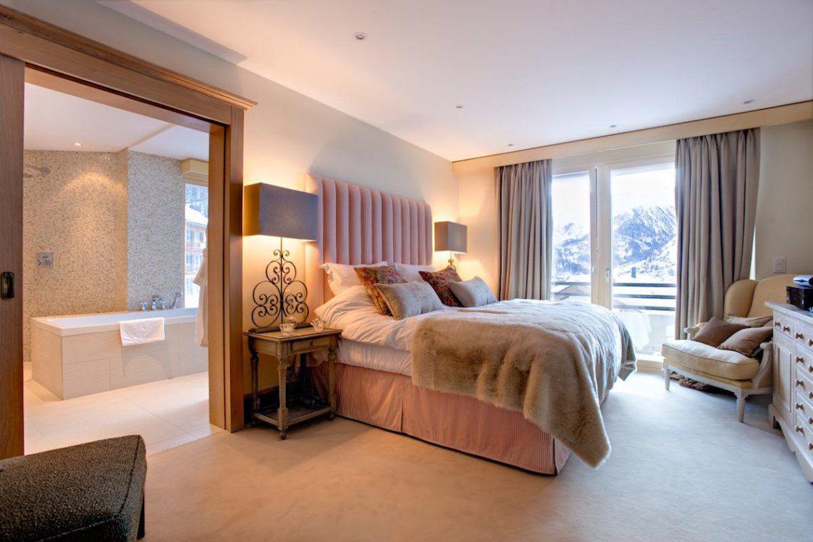 Luxury chalet Zermatt for rent 32