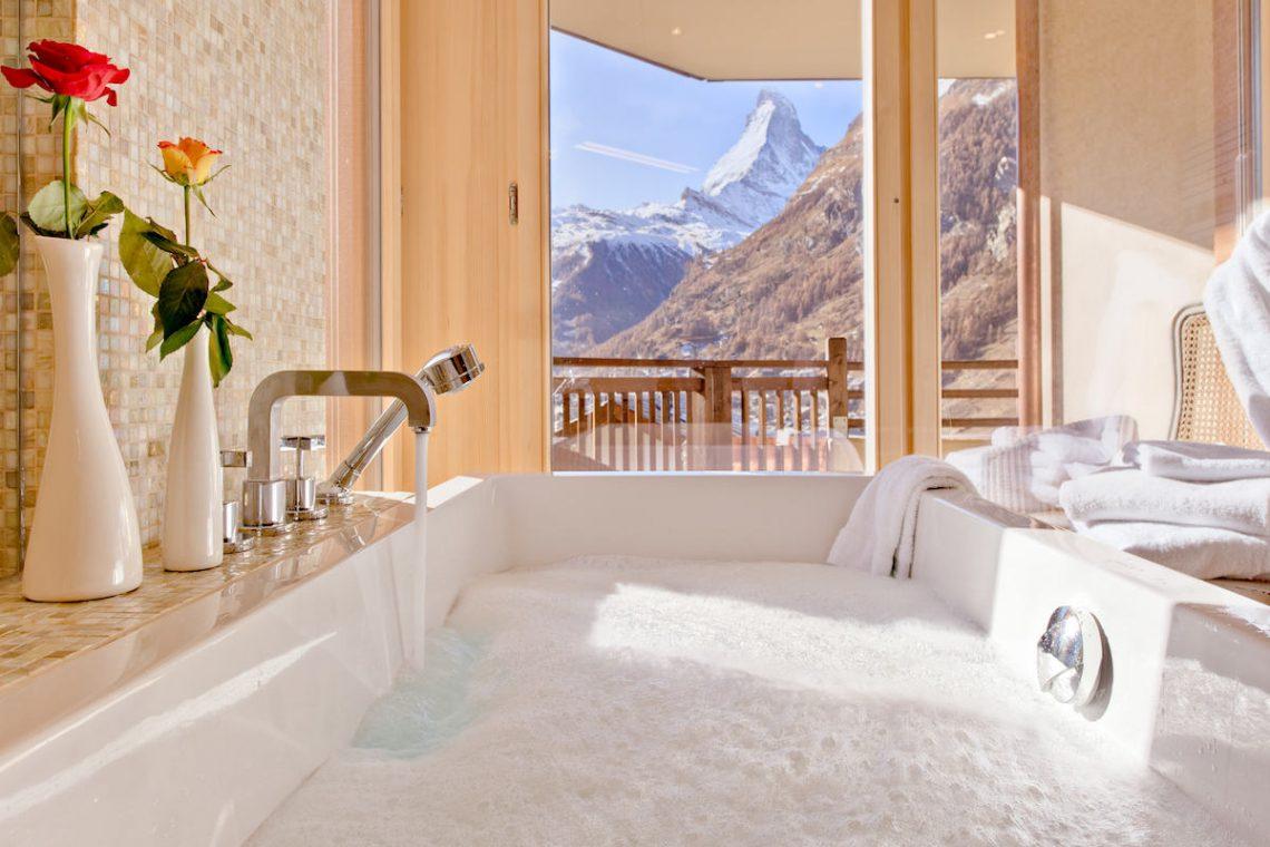 Luxury chalet Zermatt for rent 33