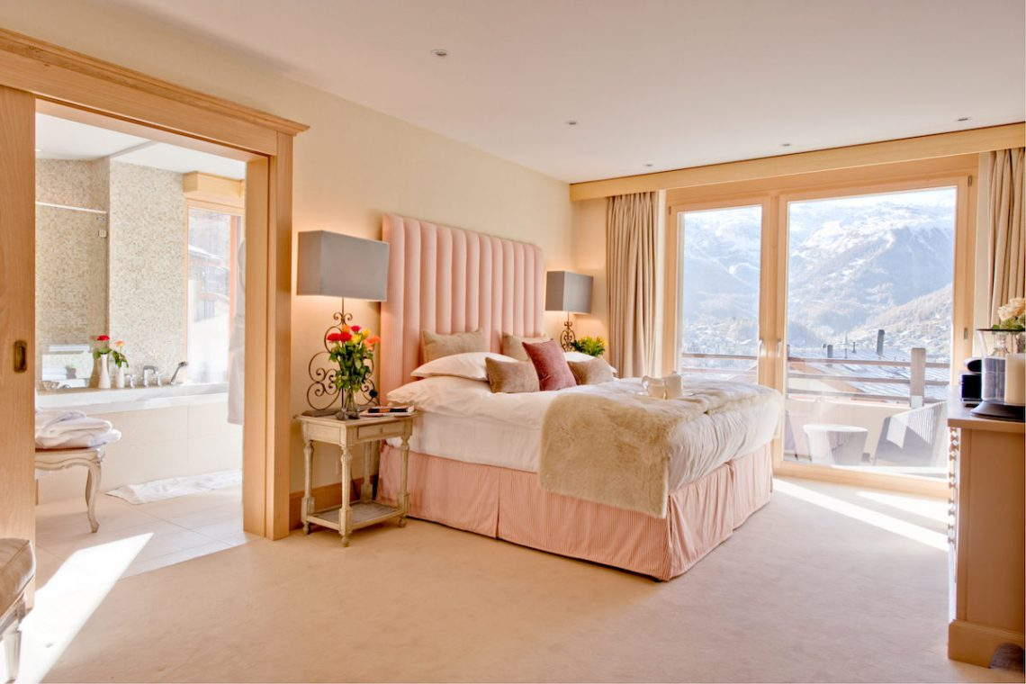Luxury chalet Zermatt for rent 34