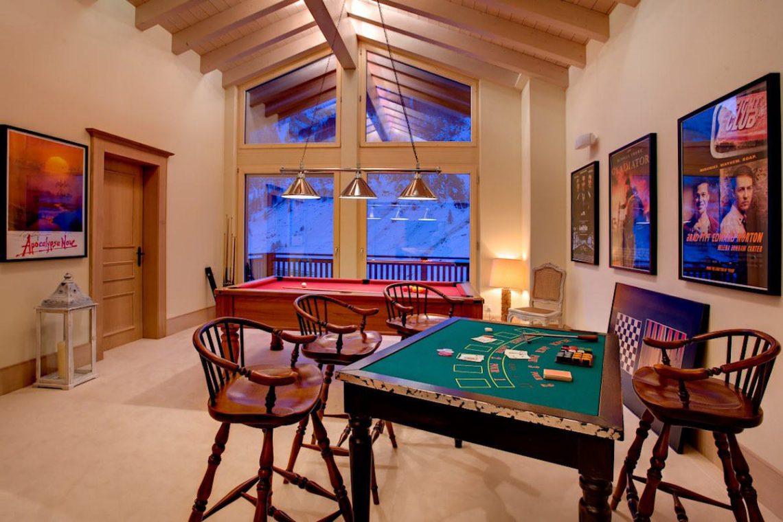 Luxury chalet Zermatt for rent 35