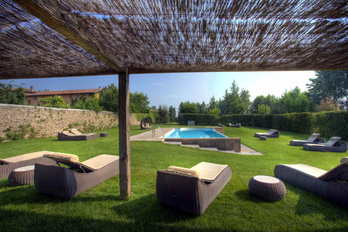 Relais Custoza Lake Garda for sale near Golf club 10
