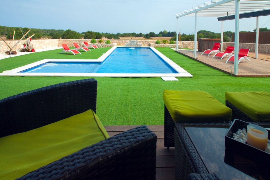 Luxury Villa Formentera rent with maximun evironment and relax 01