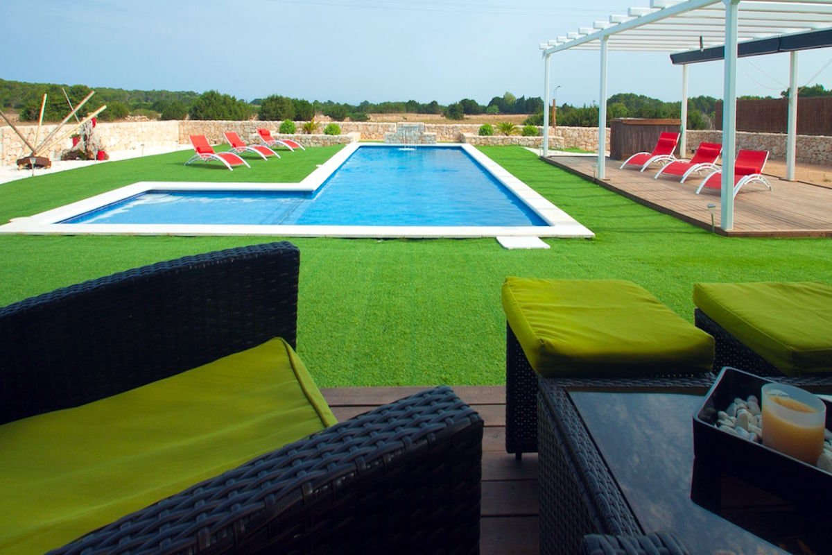 Luxury Villa Formentera rent with maximun relax
