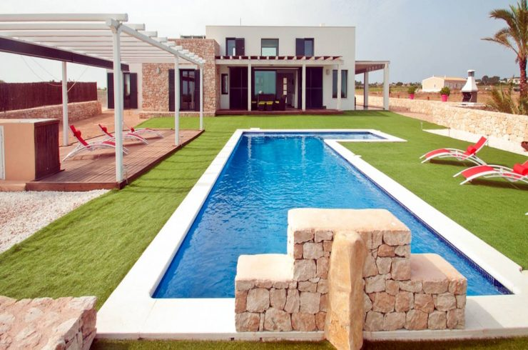 Luxury Villa Formentera rent with maximum relax