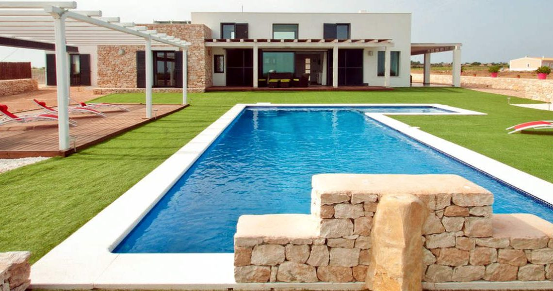 Luxury Villa Formentera rent with maximun evironment and relax slider
