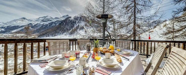 Luxury Chalet Val d'Isere for Rent directly on Ski Slopes