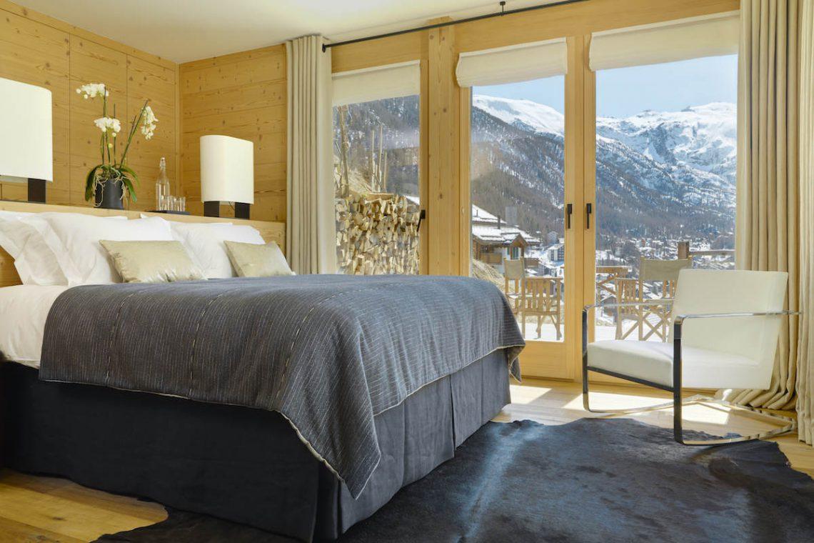 Luxury Chalet in Zermatt for Rent with Matterhorn view 15