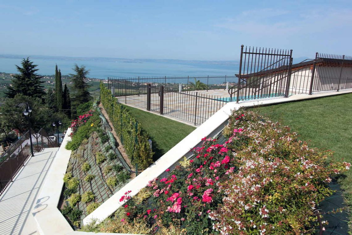 Villa Garda Lake with awesome lake view 16