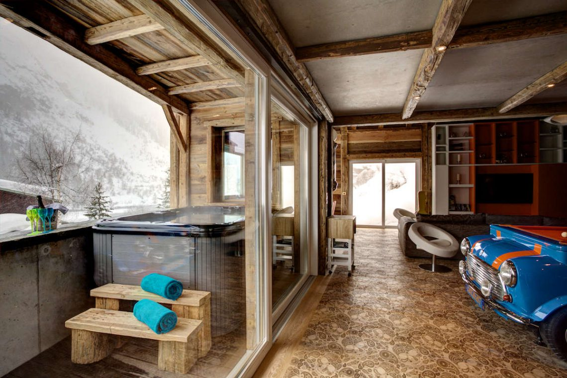 Chalet in Tignes 10