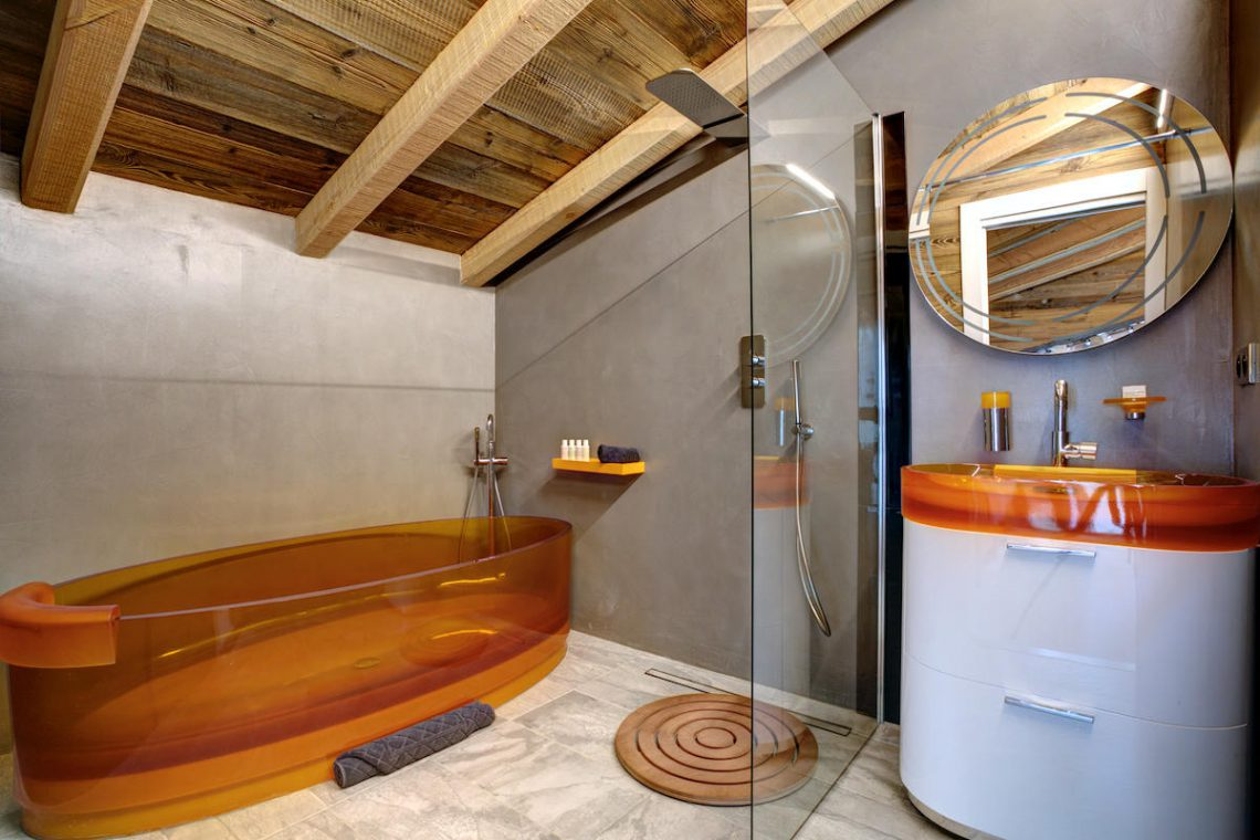 Chalet in Tignes 28