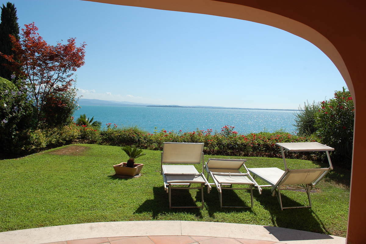 Waterfront Apartment Lake Garda for Sale