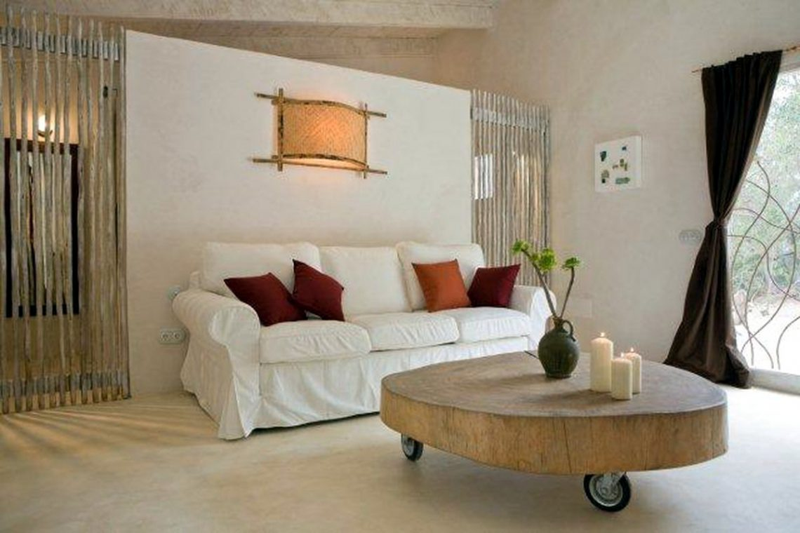 Villa Formentera for rent just 20 m. from beach 07