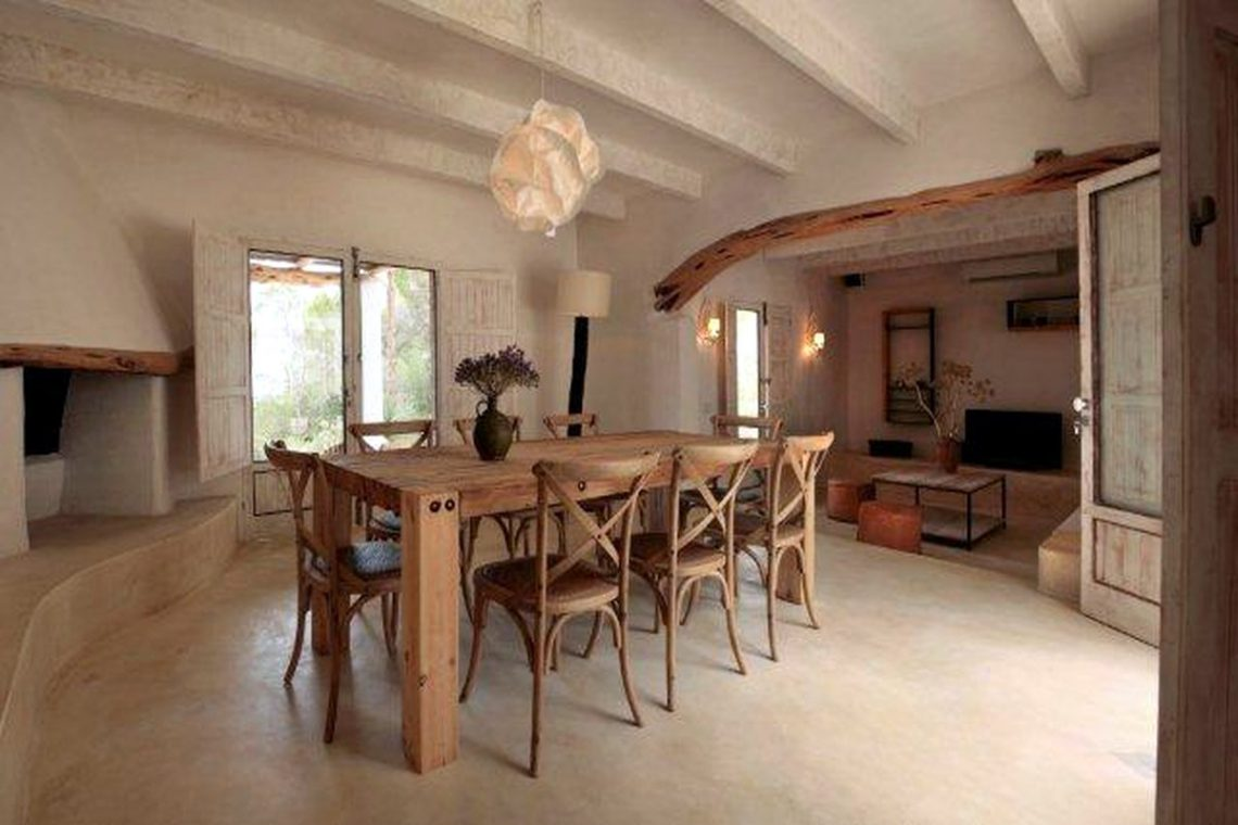 Villa Formentera for rent just 20 m. from beach 11