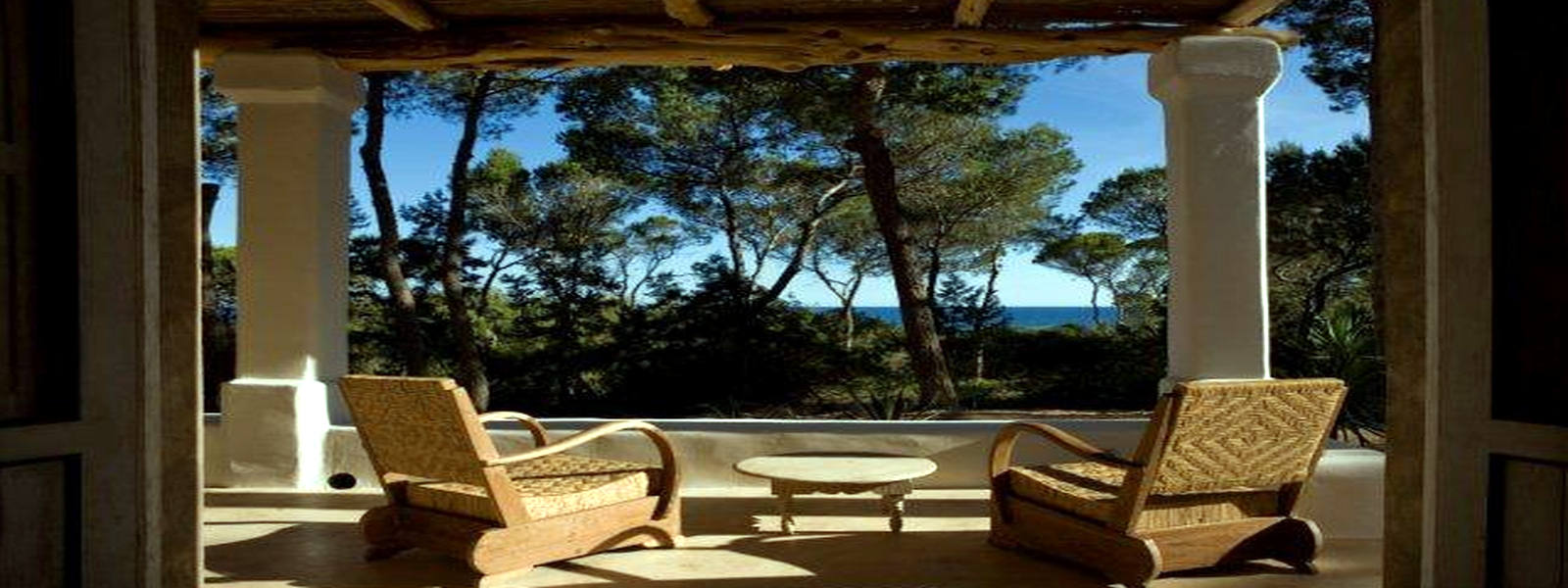 Villa Formentera for rent just 20 m. from beach