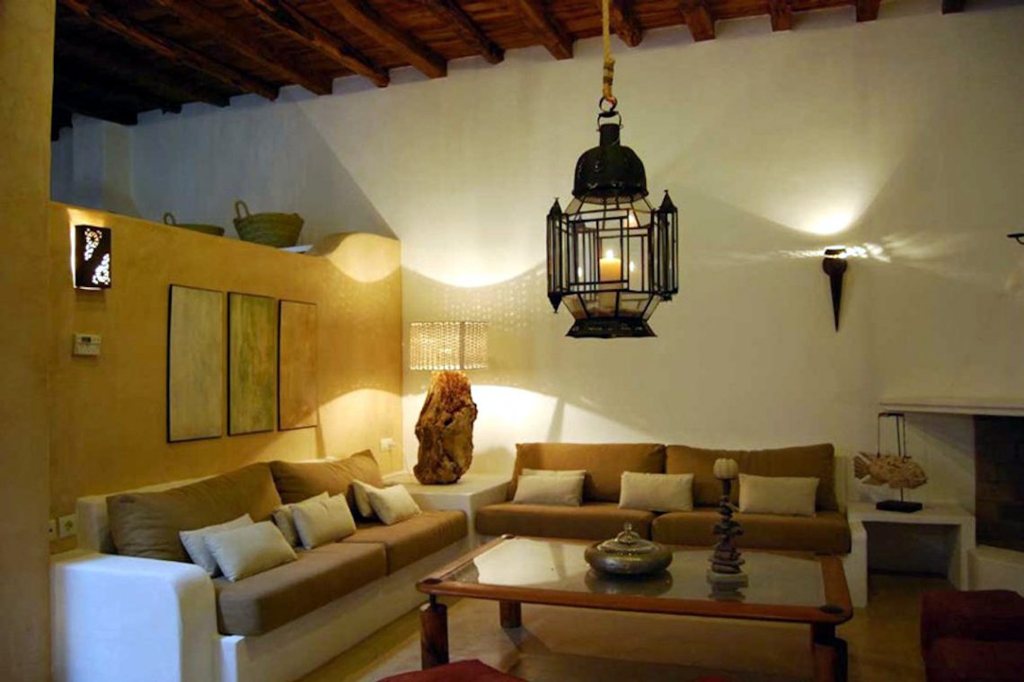 Villa Formentera rent with pool and sea view 09