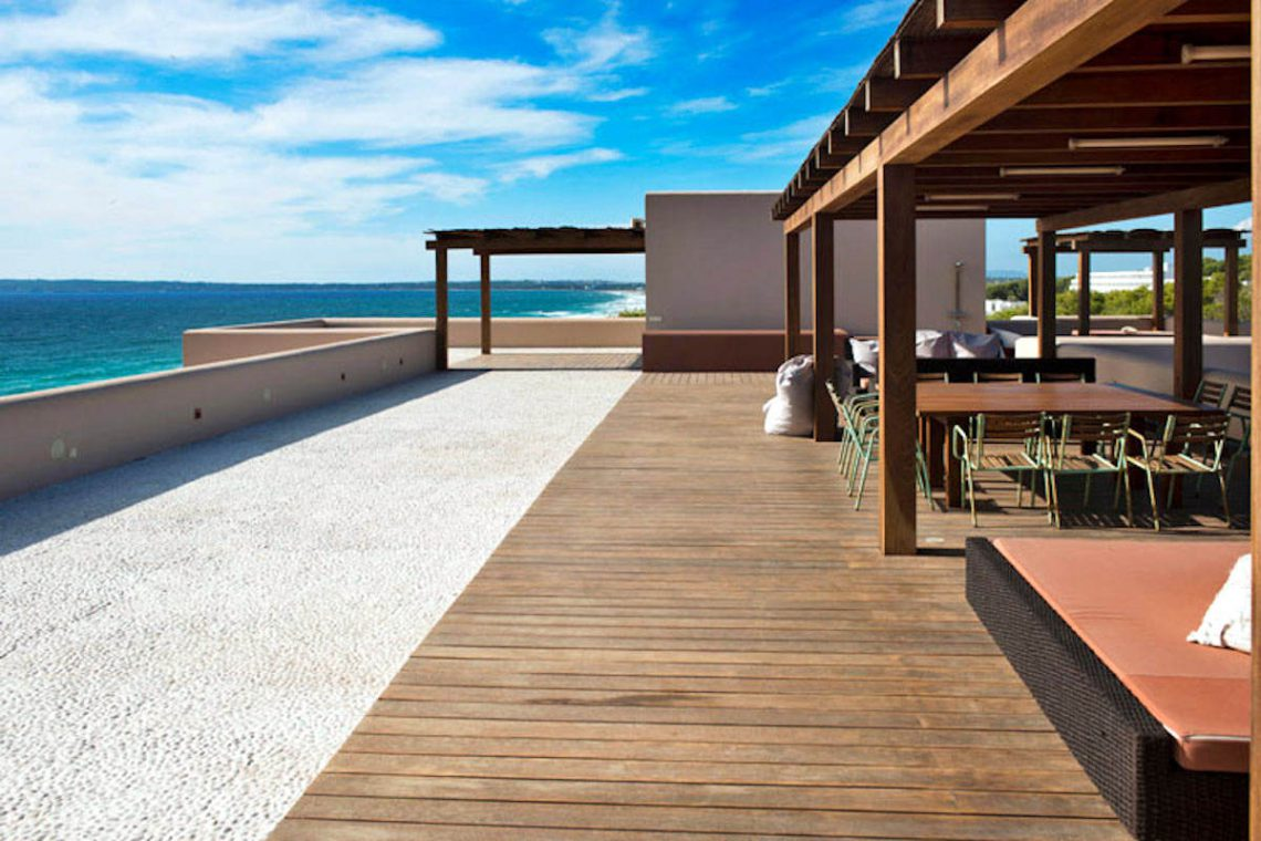 Waterfront villa Formentera rent with 2 pools 03