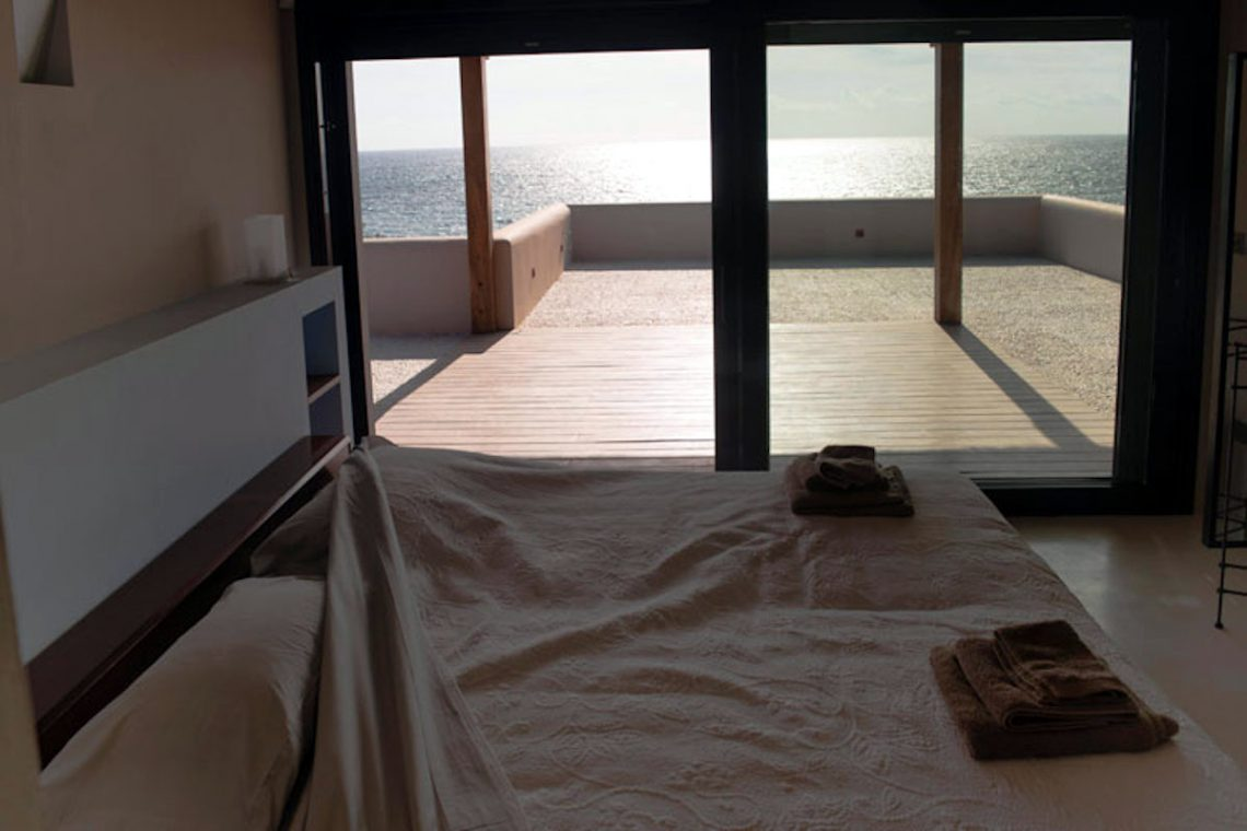 Waterfront villa Formentera rent with 2 pools 17